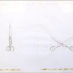 Alighiero_Boetti-Maschio_Femmina-2_elementi_50x35_cm_cad-1973