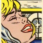roy_lichtenstein-shipboard_girl-litografia_firmata_a_matita-66x48_cm-1965