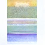 Yale Epstein - Autumn mist - Collotipia e serigrafia ritoccata a mano 25-94 - 107 x 76 - 73 x 49 cm