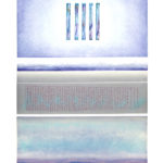 Yale Epstein - Vision Poem - Acquaforte ritoccata  a mano  AP3-10 - 113 x 75 - 90 x 60 cm