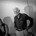 Kristin Man,  Enrico Castellani, fotografia, cm 60x40