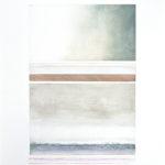 Yale Epstein - Winter mist - Acquaforte ritoccata a mano 3-60 - 107 x 75 - 70 x 46 cm