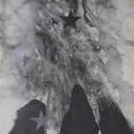 Studio, 1988, mixed media on paper, cm 57x76, 1988
