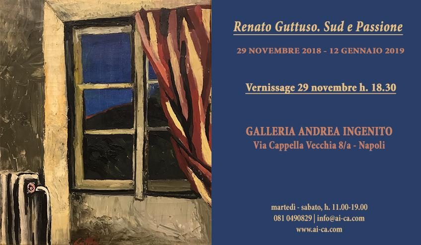 Renato Guttuso. Sud e Passione