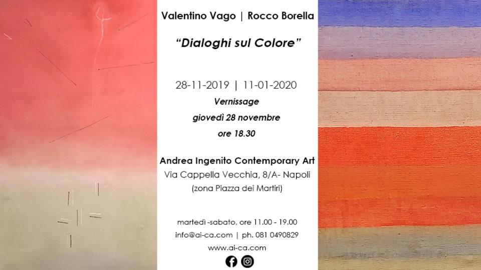 invito Dialoghi sul Colore